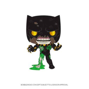 POP! Marvel Zombies – Black Panther