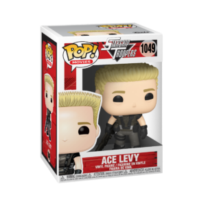 POP! Starship Troopers – Ace Levy