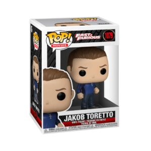 POP! The Fast and The Furious – Jakob Toretto