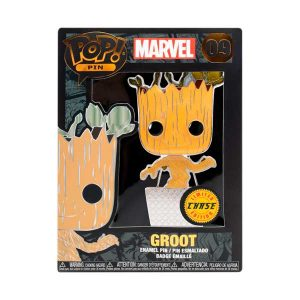 POP Pins Marvel – Baby Groot (Chase)