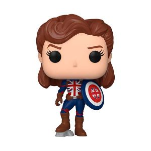 POP! What If – Captain Carter