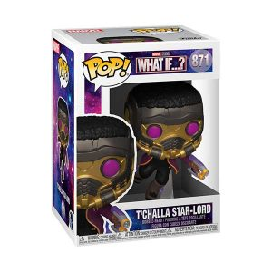 POP! What If – T'Challa Star-Lord